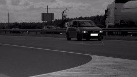 Rajoniniuose keliuose lakstė beveik dvigubai greičiau nei leistina