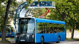 M. Skuodis: lietuviški elektriniai autobusai prisideda prie žalesnio viešojo transporto kūrimo