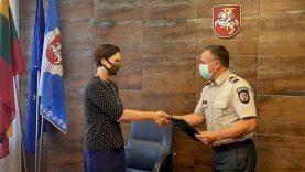 Policijoje bus diegiama kalbos atpažinimo technologija