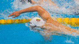 Antradienį Tokijo žaidynėse – trijų lietuvių startai