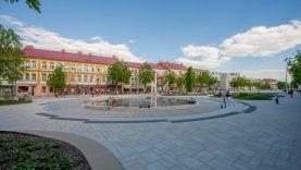 Panevėžio plėtros agentūra investuotojams ir gyventojams padeda atrasti miestą iš naujo