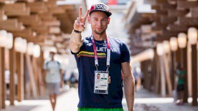 """Į Tokiją atvykęs baidarininkas M. Maldonis tikisi sunkesnių sąlygų: """"Aš galiu kentėti ilgiau nei tikri sprinteriai"""""""