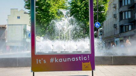 """Kaunas – prestižinio rinkodaros konkurso """"World Media Awards"""" finale"""