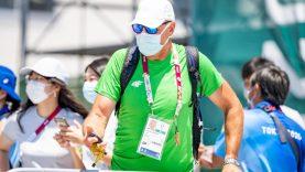 """Atgimusios irkluotojų įgulos treneris: """"Olimpinėse žaidynėse silpnų nėra"""""""