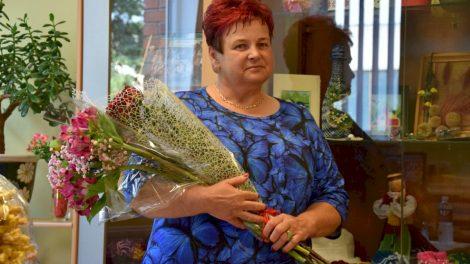 Janina Žekienė perrinkta Vilkaviškio rajono neįgaliųjų draugijos pirmininke