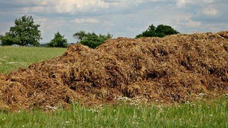 Žemės ūkio ir aplinkos ministrai skatina keisti mineralines trąšas organinėmis