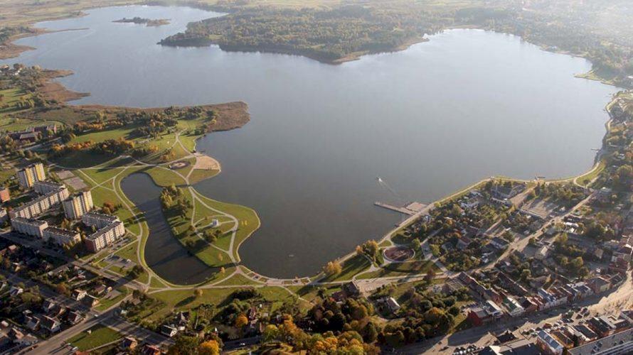 Maudynėms tinkamas Masčio ežeras įrodys Telšių ekologinės būklės pagerėjimą