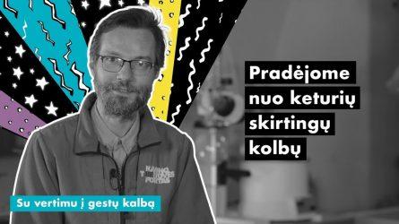 """V. Orlov: """"Nepasiekėme ribos, už kurios moksleiviai nesutiktų su mumis eiti"""""""