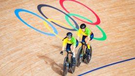 Simona Krupeckaitė ir Miglė Marozaitė olimpiniame treke iškovojo penktąją vietą