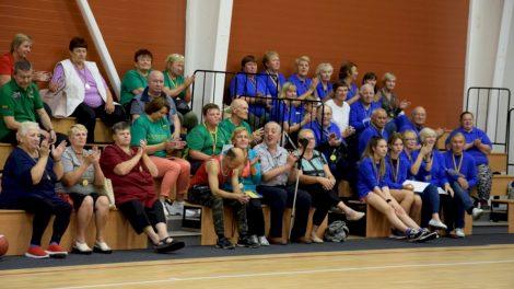 Subūrė pirmą kartą organizuojama Vilkaviškio rajono neįgaliųjų olimpiada