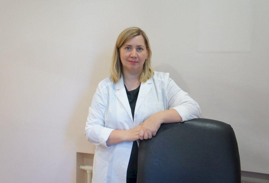 Vadovauti klinikai, kurios veiklą įtakoja pati pandemija, ir iššūkis, ir atsakomybė