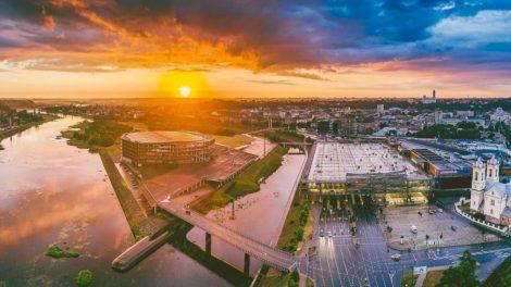 Kaunas įvertintas geriausių ateities technologijų miestų reitinge