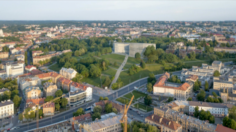 Architektai pasirengę pristatyti Nacionalinės koncertų salės projektinius pasiūlymus