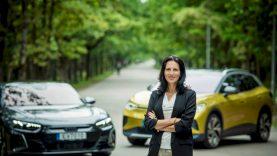"""Daugiau nei 46 proc. augę naujų automobilių pardavimai leido """"Volkswagen"""" ir """"Audi"""" atsigauti po pandemijos"""