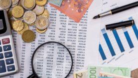 Sausio–liepos mėnesių valstybės ir savivaldybių biudžetų pajamų surinkimas
