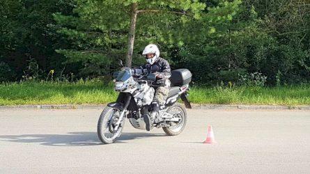 Papildoma informacija motociklininkams