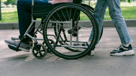 """""""Jokio skirtumo"""": kalbėkimės ne apie negalią, o gyvenimiškus dalykus"""