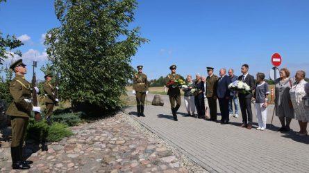 Saviškių išduotą generolą K. Skučą primins filmas ir knyga
