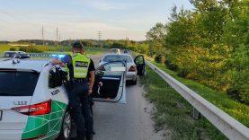 Savaitgalį Kauno apskrities keliuose – virtinė KET pažeidimų