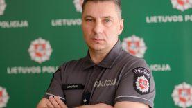 """Kelių policijos valdybos viršininkas: """"Rugsėjis – vienas pavojingiausių mėnesių metuose"""""""