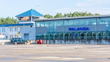 Palangos oro uostas bus atnaujintas pagal tarptautinius standartus