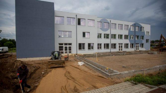 Savivaldybė nelaužo tradicijos: ir šiemet rugsėjo 1-ąją duris atvers nauja mokykla
