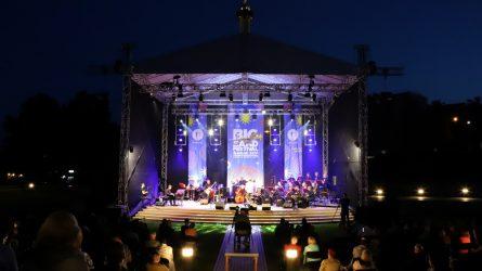 """Dvi dienas trukęs festivalis """"Big Band Festival Šiauliai 2021"""" šiauliečius žavėjo programos įvairove"""