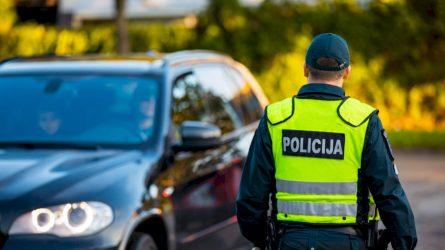 Klaipėdos apskrities Kelių policijos pareigūnai per savaitę išaiškino 9 neblaivius vairuotojus