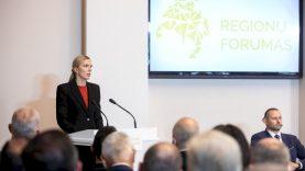 Ministrė Agnė Bilotaitė: gyventojai turi gauti paslaugas ten, kur jie gyvena