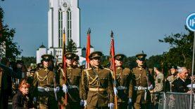 Taikos siekio diena Šilinėse su Lietuvos kariuomene