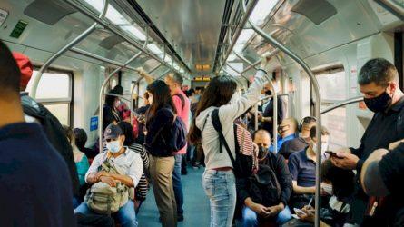 Pirmąją rugsėjo savaitę fiksuotas išaugęs nusižengimų viešajame transporte skaičius