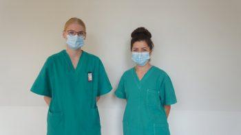 Operacinės slaugytoja kiekvieną sekundę turi būti pasiruošusi netikėtumui