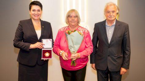 LTOK pagerbti Lietuvos sportui ir olimpizmui nusipelnę asmenys