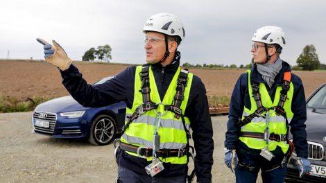 """D. Kreivys: """"Sparčiai augant žaliosios energetikos generacijai, turime užtikrint tinklo stabilumą"""""""