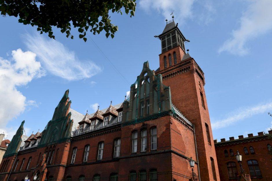 Klaipėdoje siūloma kurti daugiafunkcį F. W. Argelanderio mokslo ir meno centrą