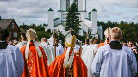 Visuomenės diena Šilinėse švenčiant Šventojo Kryžiaus Išaukštinimą