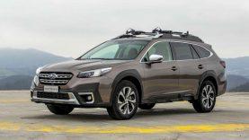 """Naujasis """"Subaru Outback"""" pademonstravo geriausius rezultatus atliekant """"EuroNCAP"""" saugumo bandymus"""