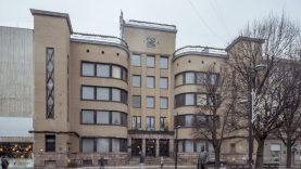 Sutvarkius Kauno centrinio pašto rūmus siūloma įkurti Architektūros centrą