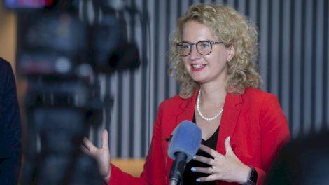 """A. Armonaitė: """"Į Lietuvą turime pritraukti daugiau inovatyvių užsienio įmonių"""""""