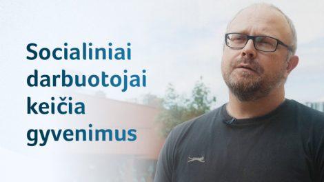 """Socialinis darbuotojas Michailas apie savo profesiją: esame tarsi """"šeimos gydytojai"""""""