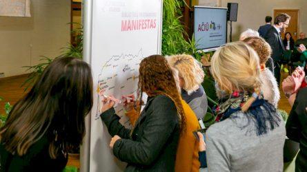 Lietuvos bibliotekininkai parengė manifestą– įsipareigojo kurti visiems atvirą biblioteką