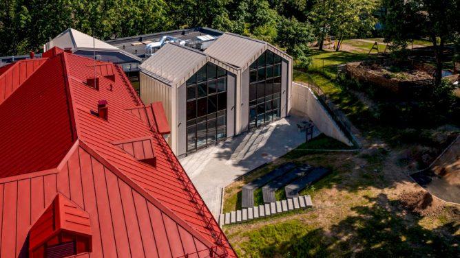 Sostinėje modernizuojamos mokyklos – eilėje dar devynios įstaigos