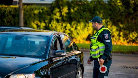 Priemonių eismo saugumui stiprinti Klaipėdos apskrities keliuose rezultatai