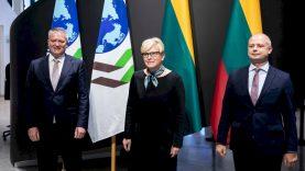 EBPO vadovas atkreipė dėmesį į per didelę Lietuvos transporto taršą, per mažą dyzelino akcizą