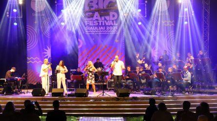 """""""Big Band Festival Šiauliai"""" kviečia vaizdo klipu nusikelti į smagiausias šių metų festivalio akimirkas"""
