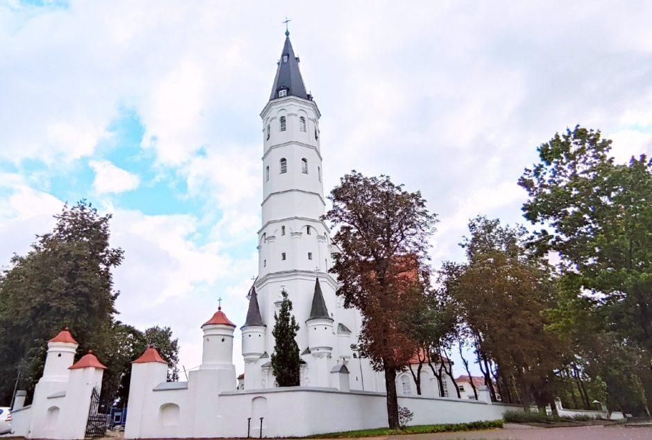 Naujasis Šiaulių miesto garbės pilietis bus inauguruotas Šiaulių katedroje