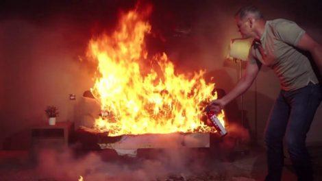 Kodėl kiekvienoje darbovietėje ir namuose turi būti ugnies gesintuvas?