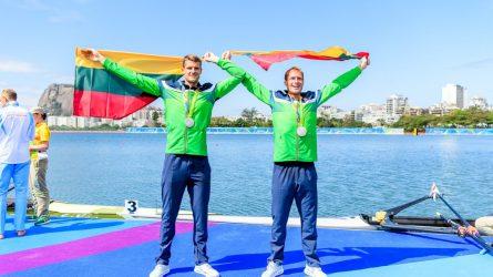 """Olimpinis vicečempionas S. Ritter baigia karjerą: """"Noriu įgyvendinti naujus užsibrėžtus tikslus"""""""