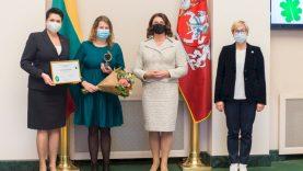 Apdovanoti geriausi Lietuvoje fizinio ugdymo mokytojai