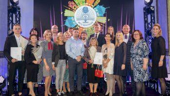 Apdovanoti Vilniaus metų mokytojai 2021